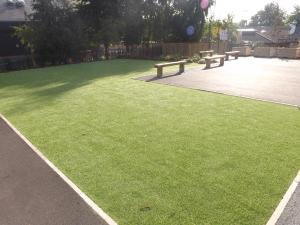 School Grounds, Leeds
