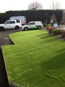 GrassGreener artificial turf