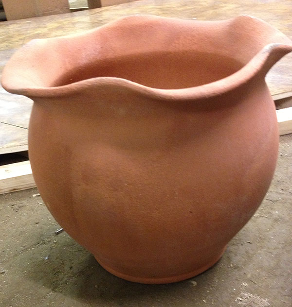 Harrogate Flower Show Day 1 Pot
