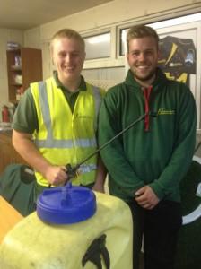 landscaping apprentices huddersfield