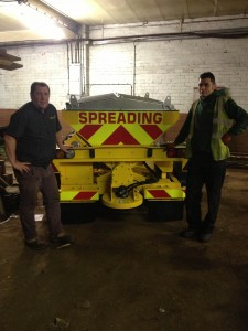 gritting services yorkshire