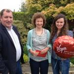 Balloon flight winner