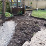 domestic garden makeover before 4