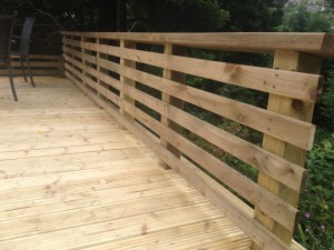 Decking 2 holmfirth