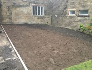 lawn before holmfirth