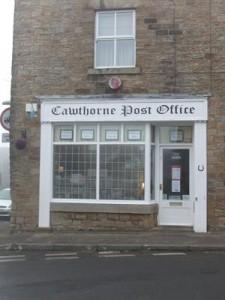 cawthorne post office