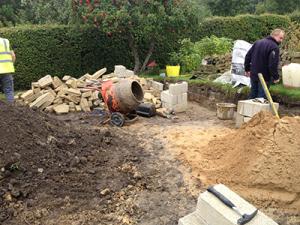 landscaping lepton 9