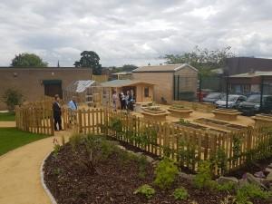 Sensory Garden Cherwell Complete