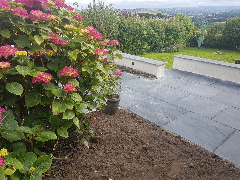 A perfect landscape project at Hartshead Moor
