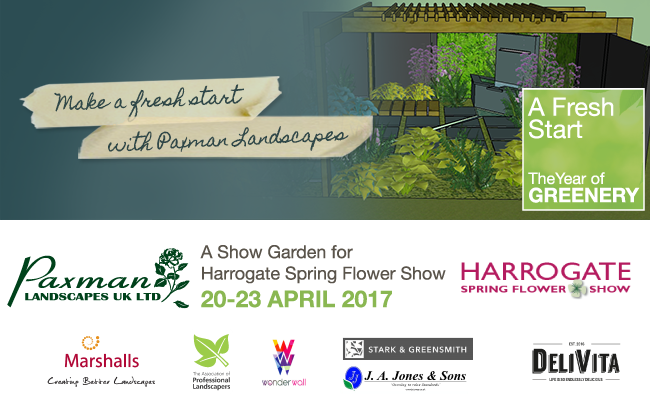 A Fresh Start Harrogate Flower Show 2017