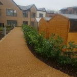 Redwood Glades Care Home landscaping 11