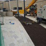 University of Huddersfield Landscaping 3
