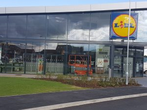 Lidl Landscaping Mirfield 1