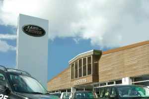 Land Rover Landscaping Colchester