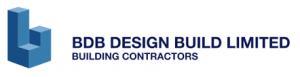 BDB Design Build logo