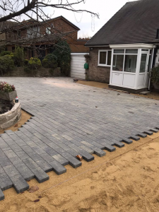 Block Paving Wakefield 2