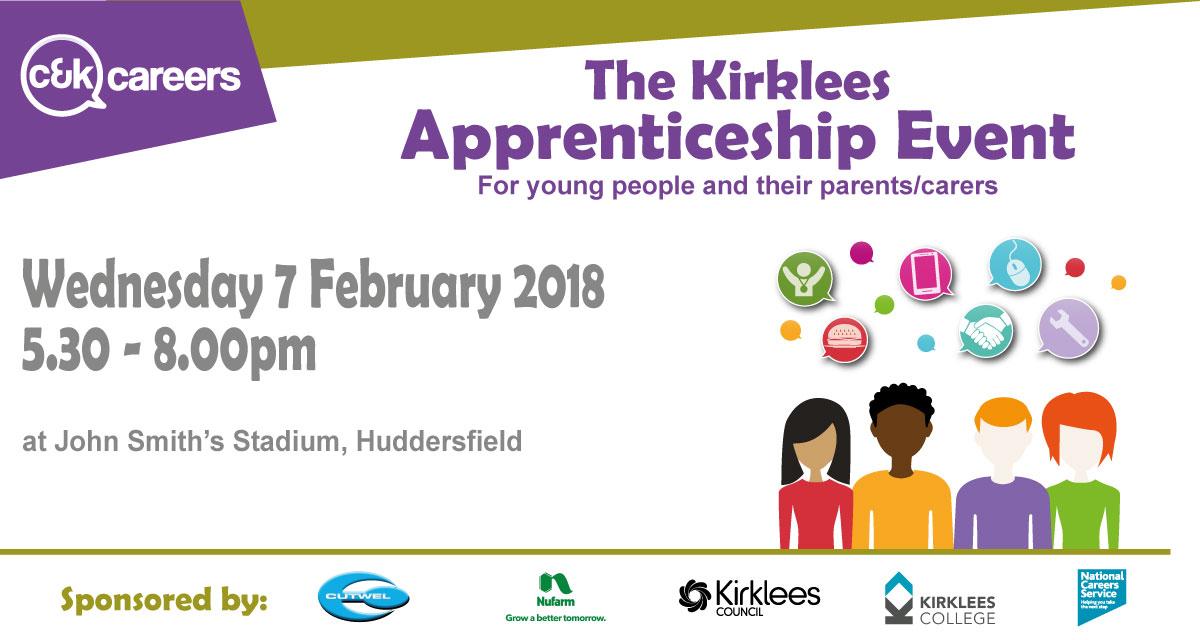 Kirklees Apprenticeship Event 2018