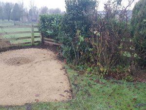 Hartshead Moor Front Garden Paxman Landscapes 91