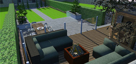 Holmfirth split level design and build 2